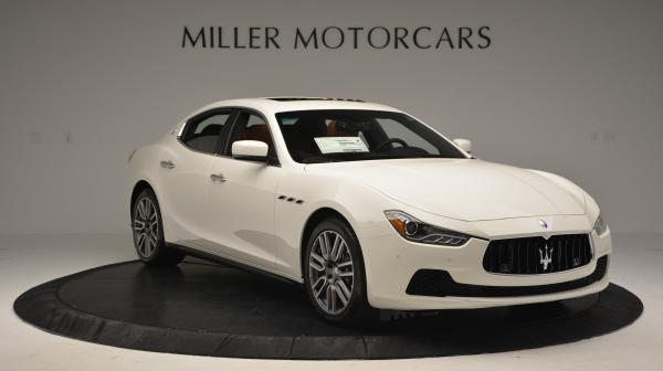 Used 2016 Maserati Ghibli S Q4 for sale Sold at Bentley Greenwich in Greenwich CT 06830 12