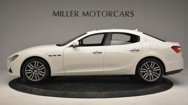 Used 2016 Maserati Ghibli S Q4 for sale Sold at Bentley Greenwich in Greenwich CT 06830 4