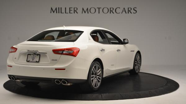 Used 2016 Maserati Ghibli S Q4 for sale Sold at Bentley Greenwich in Greenwich CT 06830 8