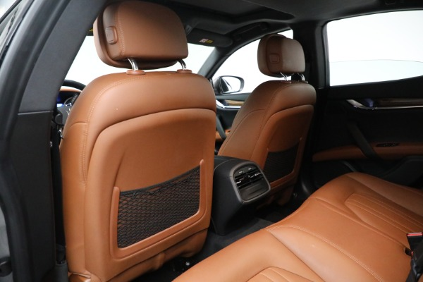 New 2018 Maserati Ghibli S Q4 for sale Sold at Bentley Greenwich in Greenwich CT 06830 16