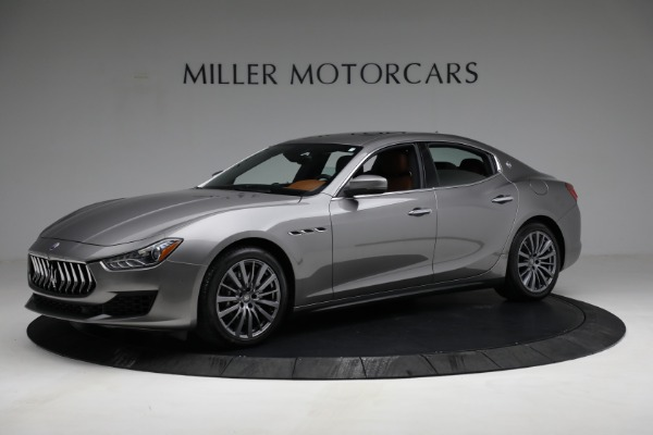 New 2018 Maserati Ghibli S Q4 for sale Sold at Bentley Greenwich in Greenwich CT 06830 2