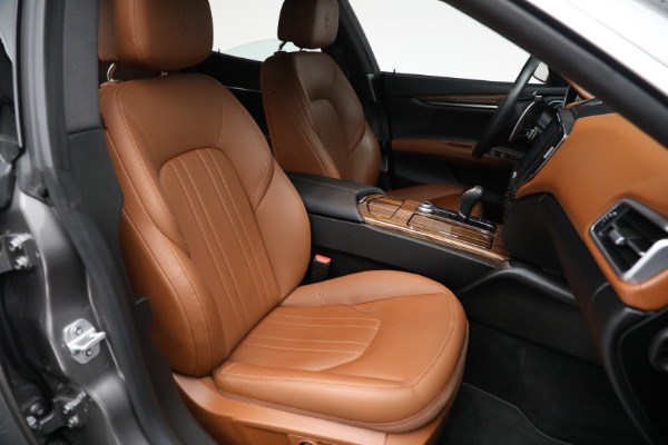 New 2018 Maserati Ghibli S Q4 for sale Sold at Bentley Greenwich in Greenwich CT 06830 21
