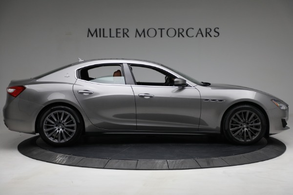 New 2018 Maserati Ghibli S Q4 for sale Sold at Bentley Greenwich in Greenwich CT 06830 9