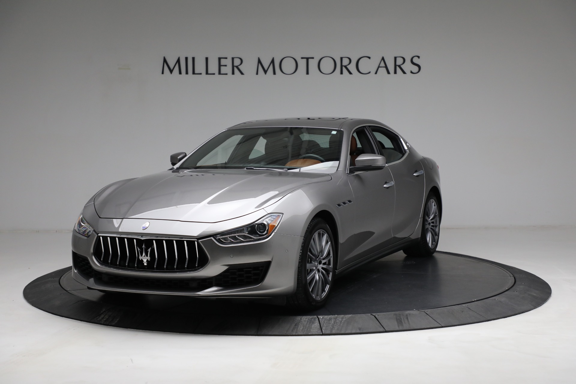 New 2018 Maserati Ghibli S Q4 for sale Sold at Bentley Greenwich in Greenwich CT 06830 1