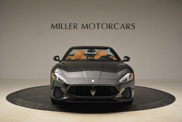 Used 2018 Maserati GranTurismo Sport Convertible for sale $92,995 at Bentley Greenwich in Greenwich CT 06830 11