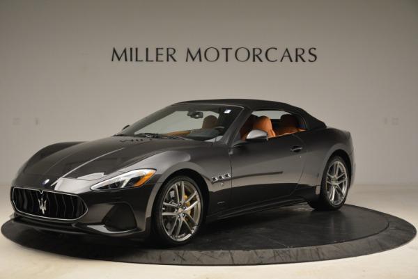 Used 2018 Maserati GranTurismo Sport Convertible for sale $92,995 at Bentley Greenwich in Greenwich CT 06830 12