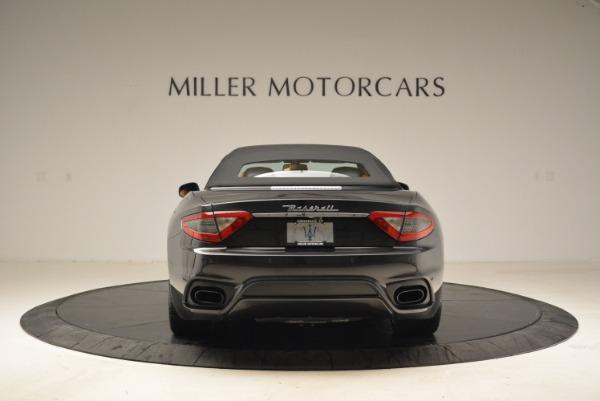Used 2018 Maserati GranTurismo Sport Convertible for sale $92,995 at Bentley Greenwich in Greenwich CT 06830 16