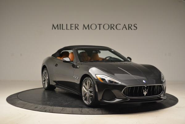Used 2018 Maserati GranTurismo Sport Convertible for sale $92,995 at Bentley Greenwich in Greenwich CT 06830 21