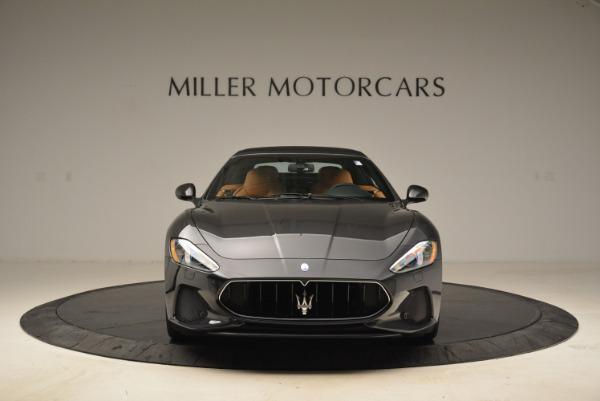Used 2018 Maserati GranTurismo Sport Convertible for sale $92,995 at Bentley Greenwich in Greenwich CT 06830 22