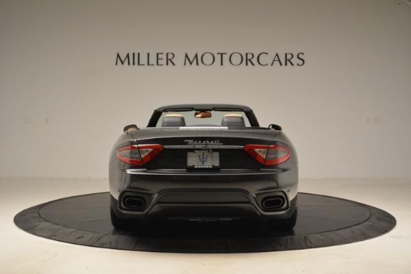 Used 2018 Maserati GranTurismo Sport Convertible for sale $92,995 at Bentley Greenwich in Greenwich CT 06830 5