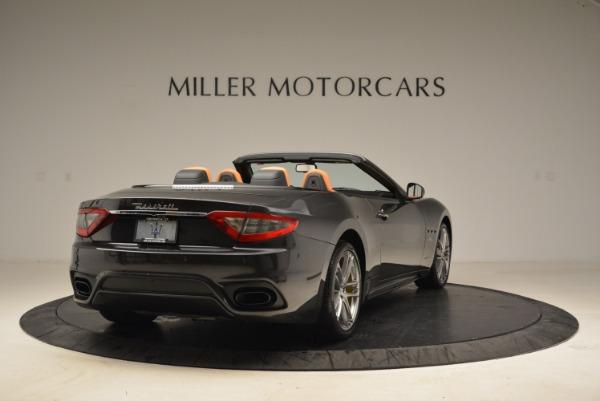 Used 2018 Maserati GranTurismo Sport Convertible for sale $92,995 at Bentley Greenwich in Greenwich CT 06830 6