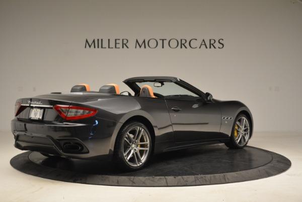 Used 2018 Maserati GranTurismo Sport Convertible for sale $92,995 at Bentley Greenwich in Greenwich CT 06830 7