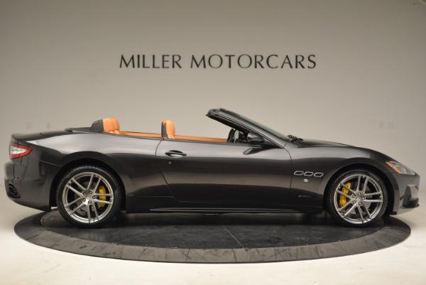 Used 2018 Maserati GranTurismo Sport Convertible for sale $92,995 at Bentley Greenwich in Greenwich CT 06830 8