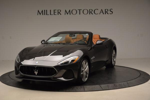 New 2018 Maserati GranTurismo Sport Convertible for sale Sold at Bentley Greenwich in Greenwich CT 06830 13