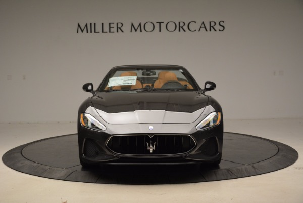 New 2018 Maserati GranTurismo Sport Convertible for sale Sold at Bentley Greenwich in Greenwich CT 06830 24