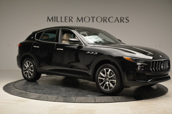 New 2017 Maserati Levante Q4 for sale Sold at Bentley Greenwich in Greenwich CT 06830 10