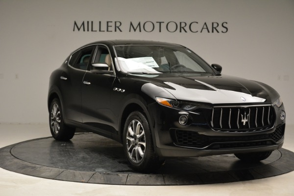 New 2017 Maserati Levante Q4 for sale Sold at Bentley Greenwich in Greenwich CT 06830 11