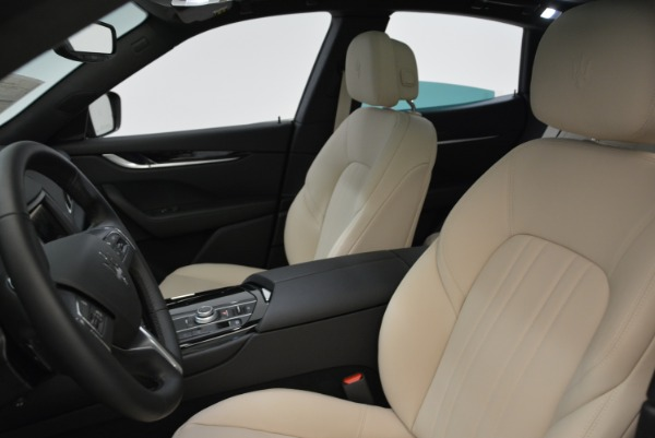 New 2017 Maserati Levante Q4 for sale Sold at Bentley Greenwich in Greenwich CT 06830 15
