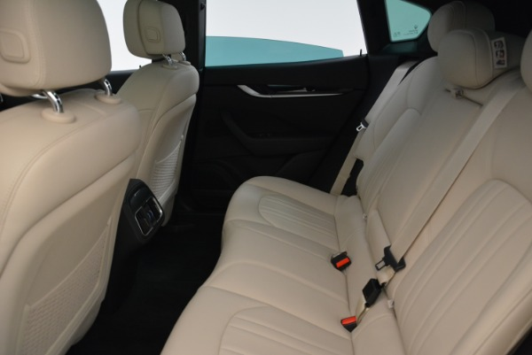 New 2017 Maserati Levante Q4 for sale Sold at Bentley Greenwich in Greenwich CT 06830 18