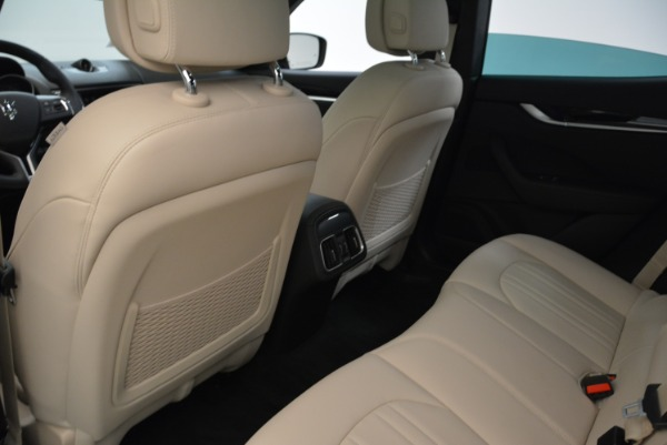 New 2017 Maserati Levante Q4 for sale Sold at Bentley Greenwich in Greenwich CT 06830 19