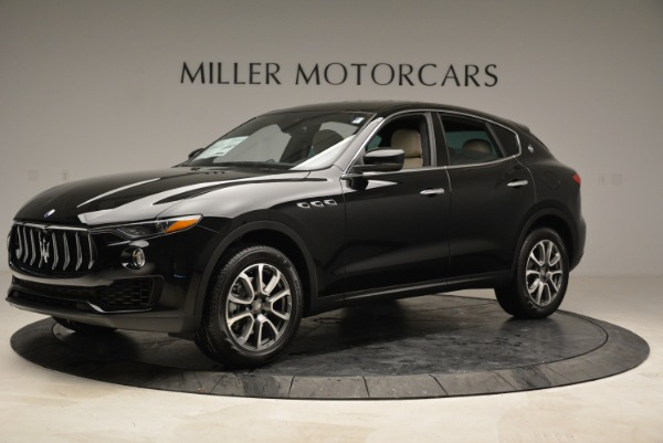 New 2017 Maserati Levante Q4 for sale Sold at Bentley Greenwich in Greenwich CT 06830 2