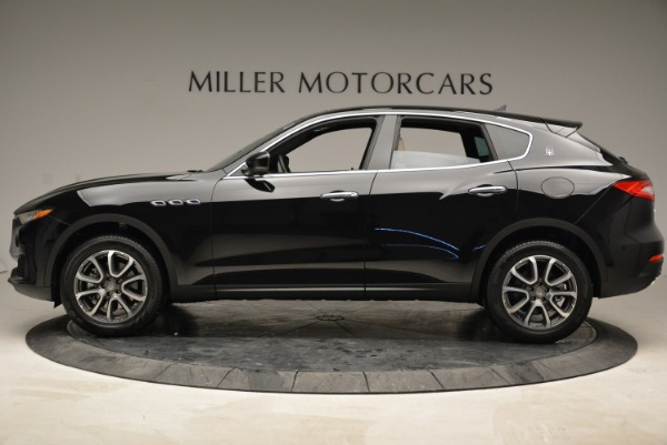 New 2017 Maserati Levante Q4 for sale Sold at Bentley Greenwich in Greenwich CT 06830 3