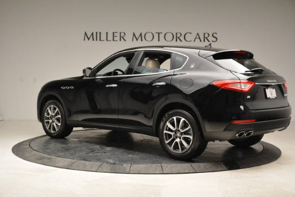 New 2017 Maserati Levante Q4 for sale Sold at Bentley Greenwich in Greenwich CT 06830 4