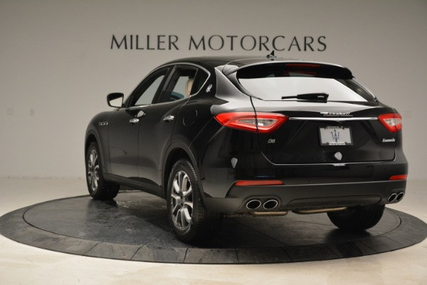 New 2017 Maserati Levante Q4 for sale Sold at Bentley Greenwich in Greenwich CT 06830 5