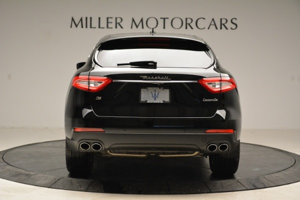 New 2017 Maserati Levante Q4 for sale Sold at Bentley Greenwich in Greenwich CT 06830 6