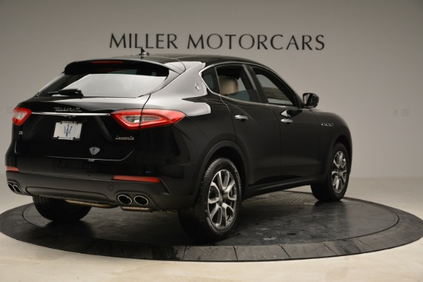 New 2017 Maserati Levante Q4 for sale Sold at Bentley Greenwich in Greenwich CT 06830 7