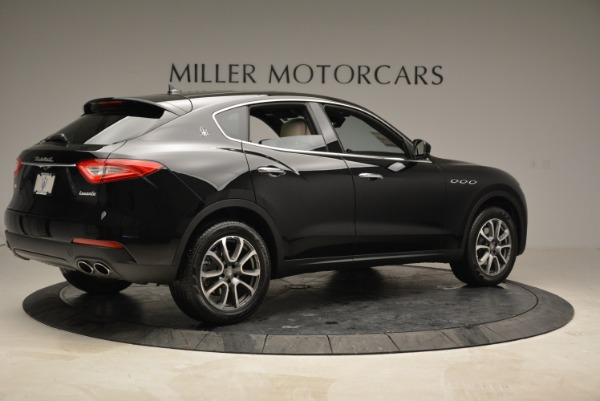 New 2017 Maserati Levante Q4 for sale Sold at Bentley Greenwich in Greenwich CT 06830 8