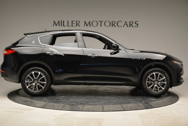 New 2017 Maserati Levante Q4 for sale Sold at Bentley Greenwich in Greenwich CT 06830 9