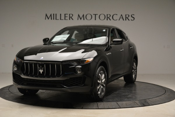 New 2017 Maserati Levante Q4 for sale Sold at Bentley Greenwich in Greenwich CT 06830 1
