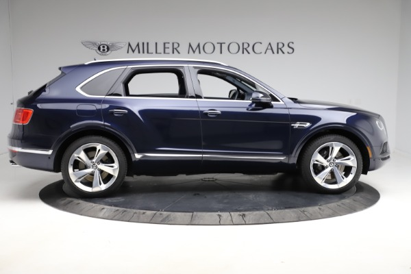 Used 2018 Bentley Bentayga W12 Signature for sale $154,900 at Bentley Greenwich in Greenwich CT 06830 10