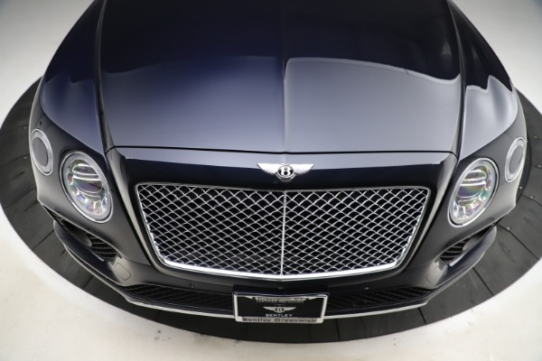 Used 2018 Bentley Bentayga W12 Signature for sale $154,900 at Bentley Greenwich in Greenwich CT 06830 14