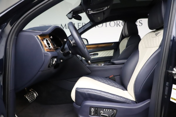 Used 2018 Bentley Bentayga Signature for sale $154,900 at Bentley Greenwich in Greenwich CT 06830 19