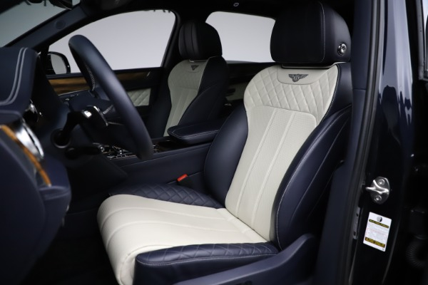 Used 2018 Bentley Bentayga W12 Signature for sale $154,900 at Bentley Greenwich in Greenwich CT 06830 20