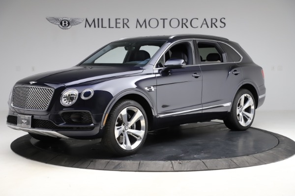 Used 2018 Bentley Bentayga W12 Signature for sale $154,900 at Bentley Greenwich in Greenwich CT 06830 3