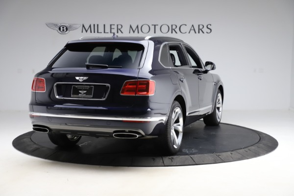 Used 2018 Bentley Bentayga W12 Signature for sale $154,900 at Bentley Greenwich in Greenwich CT 06830 8