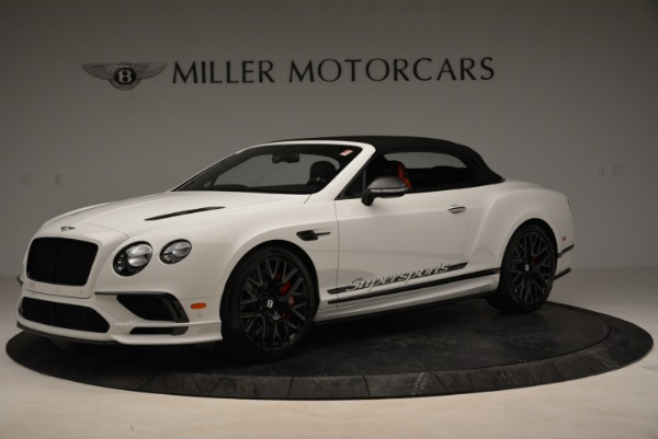 Used 2018 Bentley Continental GTC Supersports Convertible for sale Sold at Bentley Greenwich in Greenwich CT 06830 13