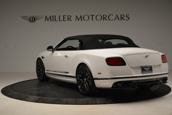 Used 2018 Bentley Continental GTC Supersports Convertible for sale Sold at Bentley Greenwich in Greenwich CT 06830 15