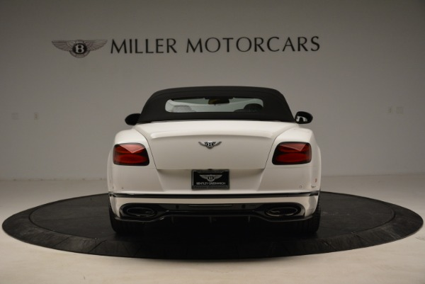 Used 2018 Bentley Continental GTC Supersports Convertible for sale Sold at Bentley Greenwich in Greenwich CT 06830 16