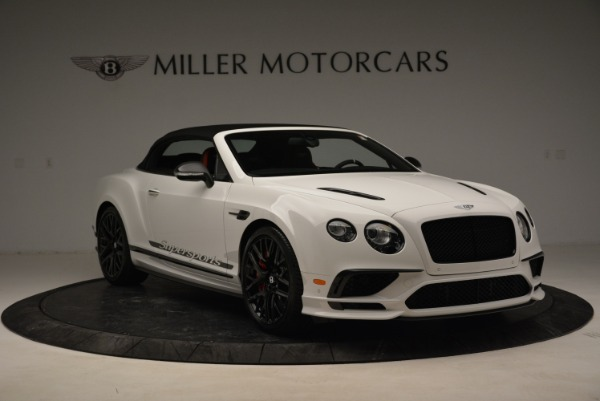 Used 2018 Bentley Continental GTC Supersports Convertible for sale Sold at Bentley Greenwich in Greenwich CT 06830 19