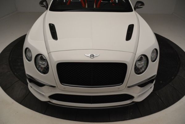 Used 2018 Bentley Continental GTC Supersports Convertible for sale Sold at Bentley Greenwich in Greenwich CT 06830 20