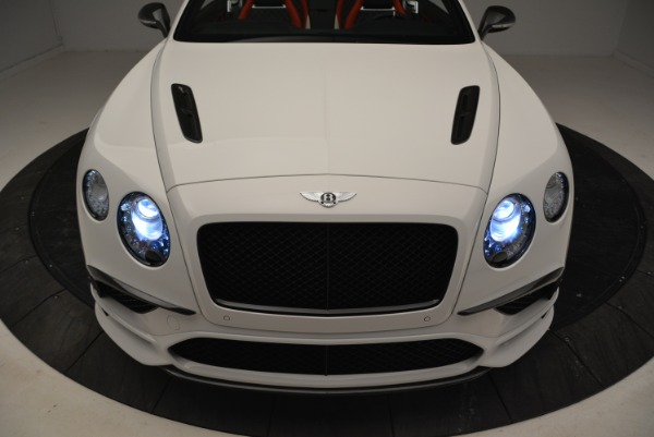 Used 2018 Bentley Continental GTC Supersports Convertible for sale Sold at Bentley Greenwich in Greenwich CT 06830 21