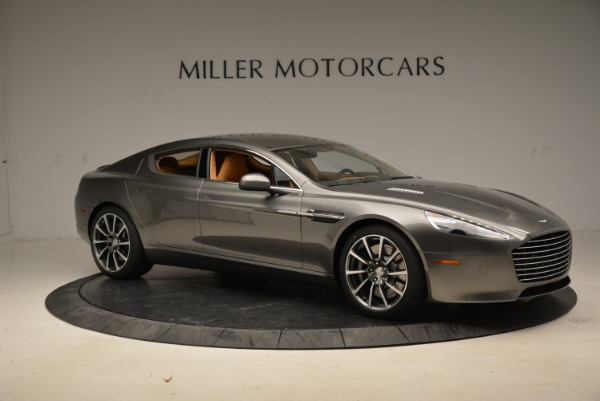 Used 2017 Aston Martin Rapide S Sedan for sale Sold at Bentley Greenwich in Greenwich CT 06830 10