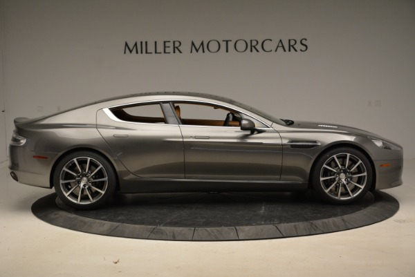 Used 2017 Aston Martin Rapide S Sedan for sale Sold at Bentley Greenwich in Greenwich CT 06830 9