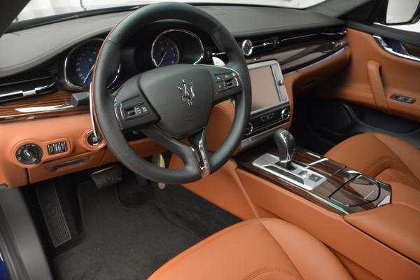 New 2016 Maserati Quattroporte S Q4 for sale Sold at Bentley Greenwich in Greenwich CT 06830 14