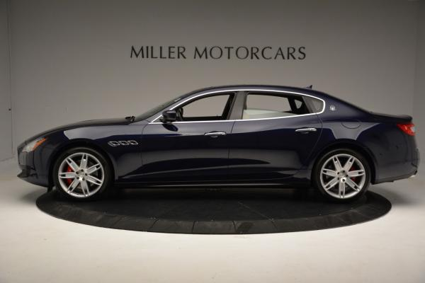 New 2016 Maserati Quattroporte S Q4 for sale Sold at Bentley Greenwich in Greenwich CT 06830 3