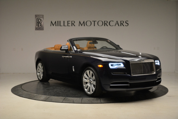 New 2018 Rolls-Royce Dawn for sale Sold at Bentley Greenwich in Greenwich CT 06830 11